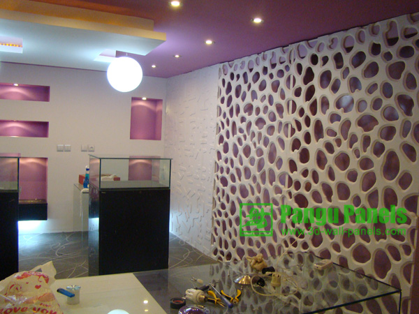 decorative wall screens 3d