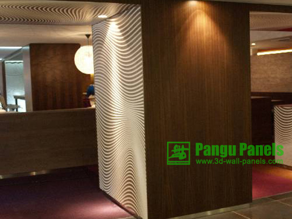 Decorative 3D Wall Paneling Designs :: 3D-Wall-Panels.Com
