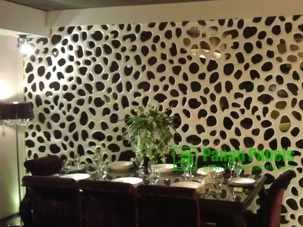 Decorative Wall Screens In Dining Room Decoration