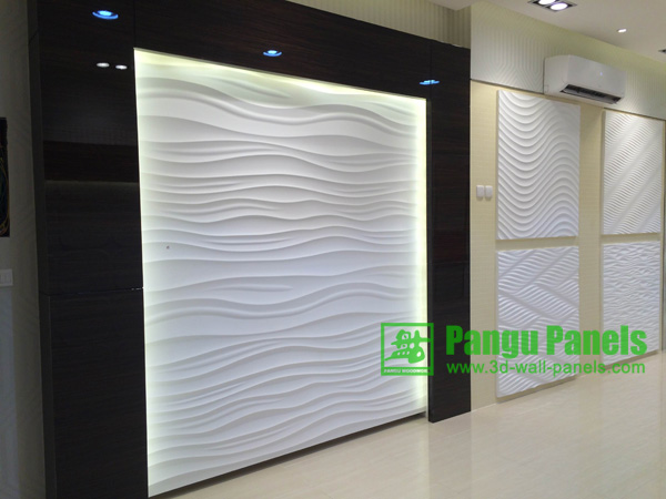 3d wall panels interior 71 - Decorative Wall Panels Design