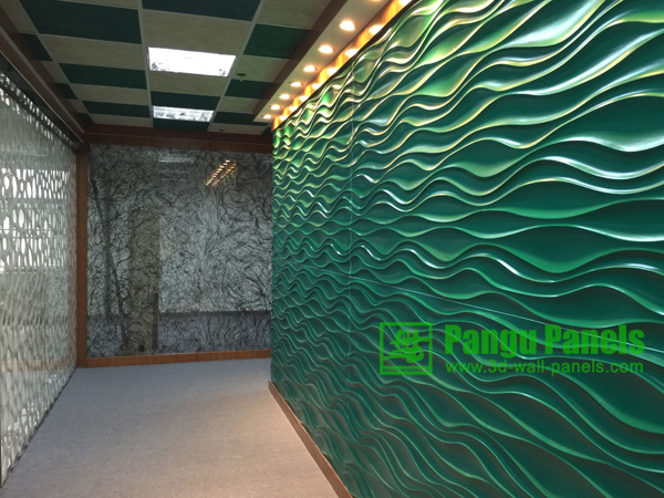 Interior wall designs interior design gallery 3d for Interior site
