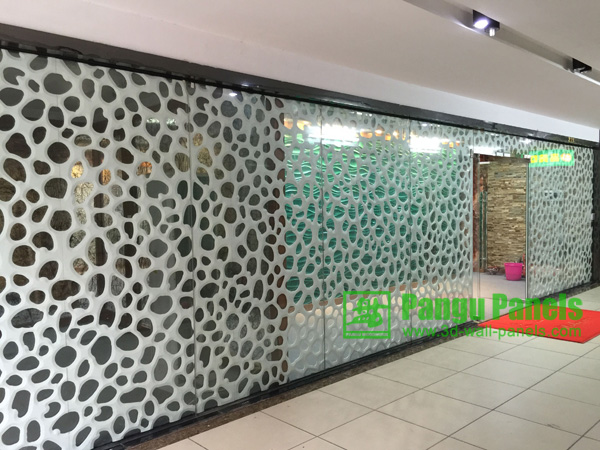 interior 3d wall grille - Architectural Wall Design