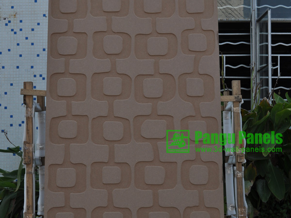 raw carved mdf panels