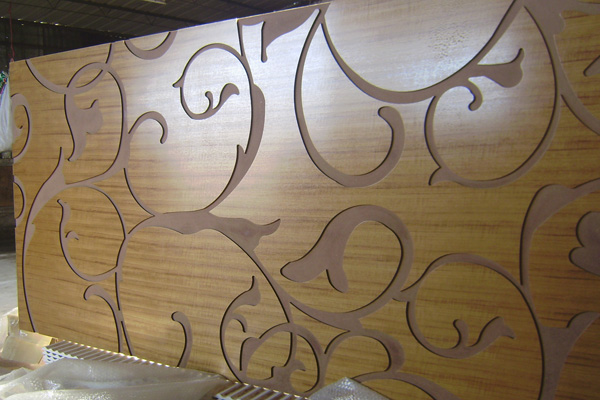 3d wall finishes - Veneer surface