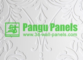 Sculptured wall panels