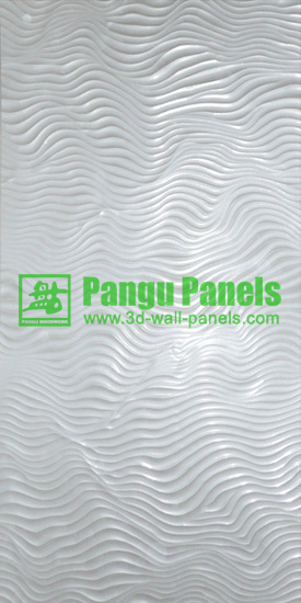 white textured wall panels 3081