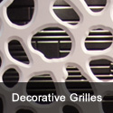 decorative grille panels