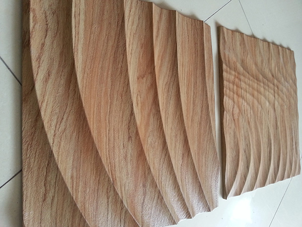 pvc finish wall panel